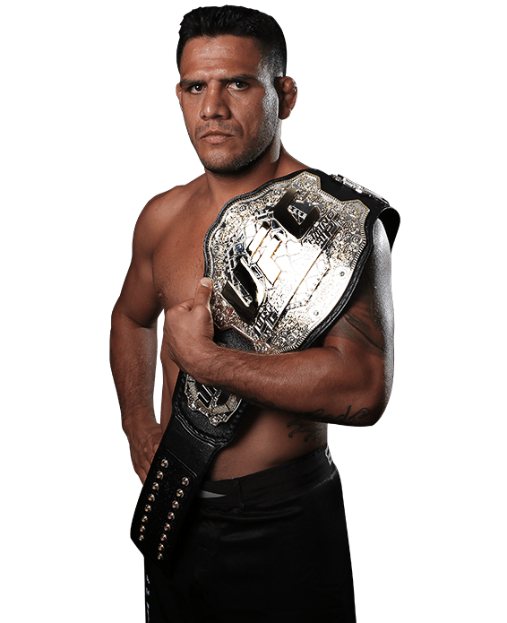 UFC Lightweight World Champion Rafael Dos Anjos
